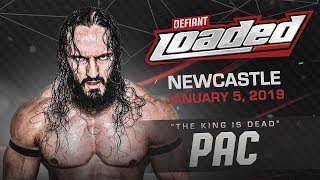 PAC Is Coming To Defiant!