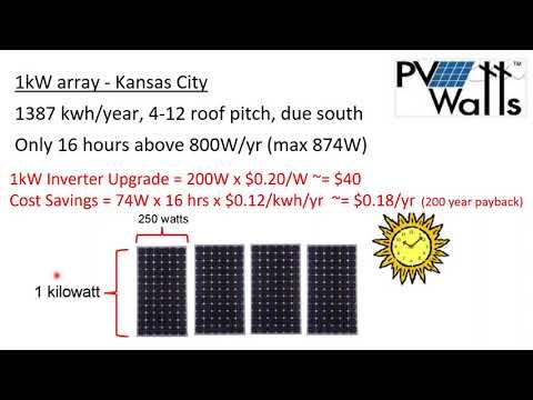 Solar Power Design and Development Part II 12/1/17