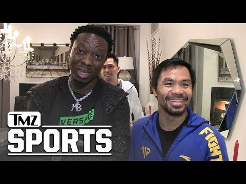 Manny Pacquiao Gets Anger Translator to Cuss Out Adrien Broner | TMZ Sports