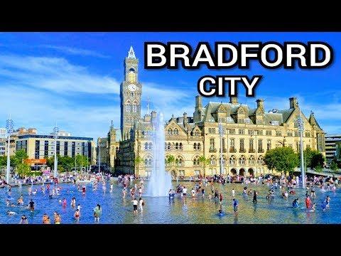 BRADFORD CITY TOUR - ENGLAND | TOUR DE LA VILLE DE BRADFORD – ANGLETTERRE