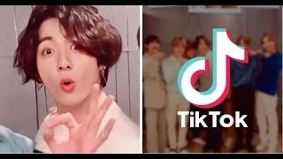 BTS Just Opened A TikTok Channel And No One Is Ready For It