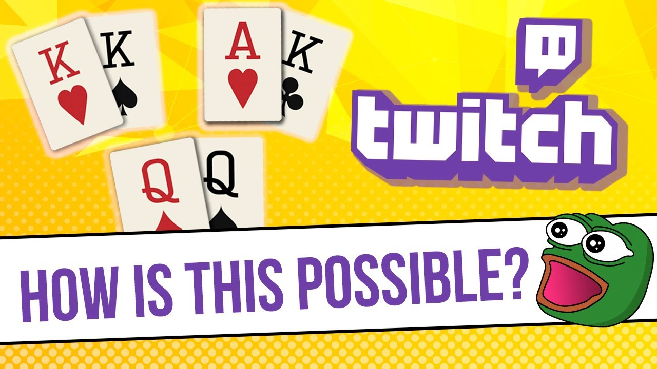 TOP Twitch Poker moments| How is this possible?