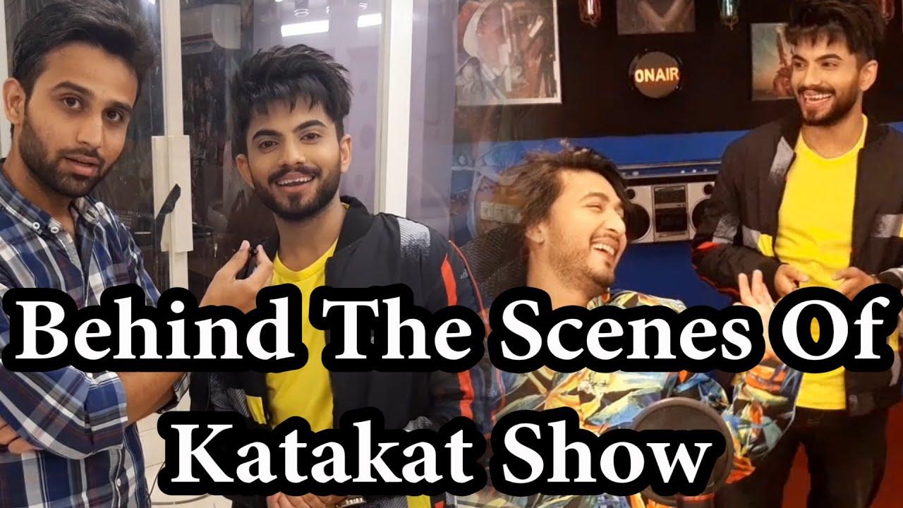 Katakat Show   Laraib Khalid In Katakat Show   Behind The
