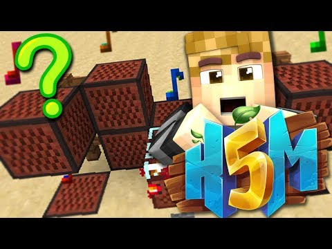 SECRET UPDATE YOU PROLLY DIDN'T KNOW..! | HOW TO MINECRAFT 5! (H5M) Ep.8