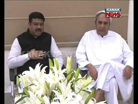 Dharmendra Pradhan Requests Odisha CM Naveen Patnaik