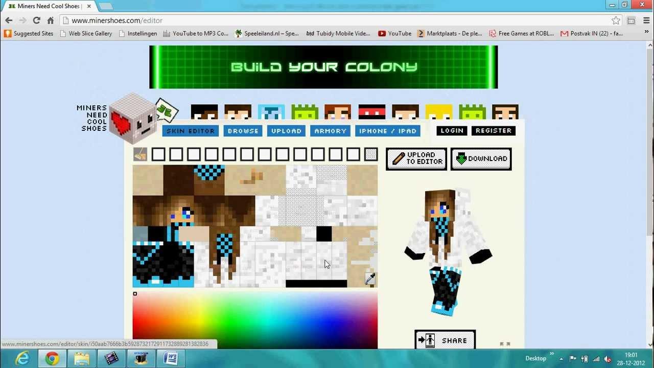 Map van een kijker voor VakoGames Minecraft Project