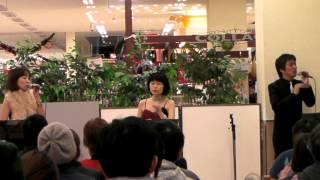 アピタ大和郡山店2012年最後のラブ&ピース クリスマス コンサートから...