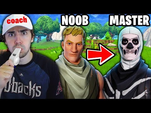 BECOMING A PROFESSIONAL FORTNITE COACH! (IT ACTUALLY WORKED) - I HELPED KID WIN ON FORTNITE!