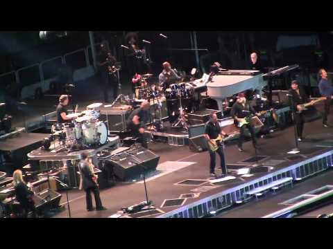 Bruce Springsteen - Born to run - Trieste 11/06/2012 - Feat. Elliot Murphy