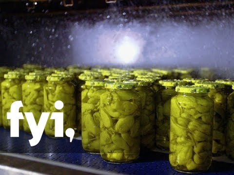 food-factory-usa:-pickling-pepperoncini-peppers-|-fyi