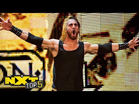 Superstars' first looks that you won't believe: NXT Top 5, Nov. 25, 2018