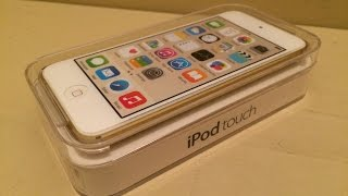 iPod touch 6th Generation - Unboxing & Review
