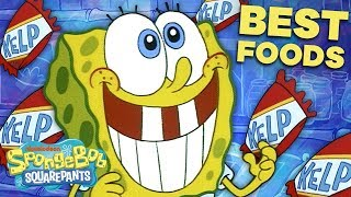 23 Times Food in SpongeBob Looked Good Enough to Eat!