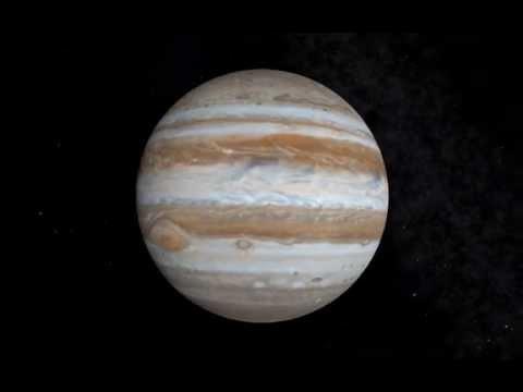 Galileo And Jupiter's Moons