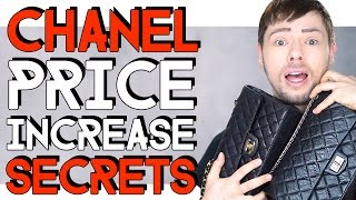 INSIDE CHANEL PRICE INCREASE SECRETS