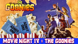Let's Watch The 80s: The Goonies! | Retromancers Movie Night 4 | 2nd Screen Commentary
