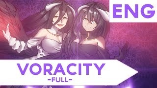 """【ENGLISH】""""Voracity"""" - Overlord III OP【FULL Cover by Igiko (いぎこ)】Thx for 4k Subs!!"""