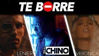 Смотреть клип Iamchino, Lenier, Veronica Vega - Te Borre