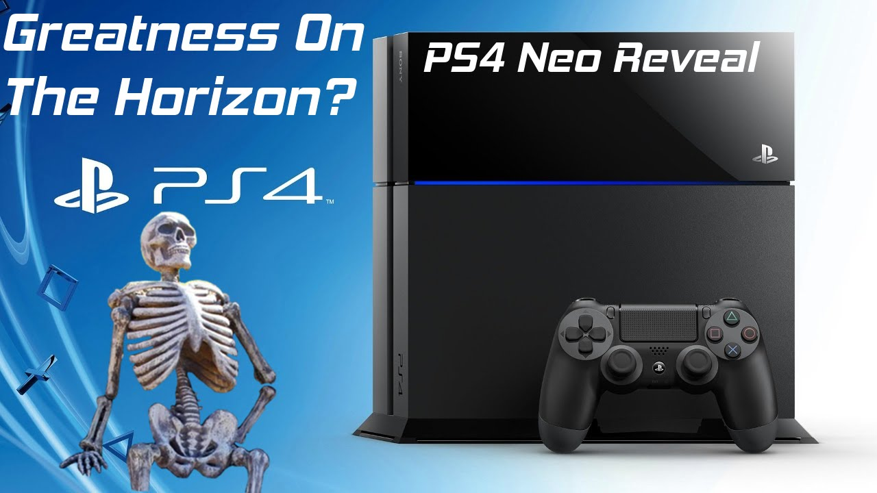 Ps4 Neo September 7th Event Price Predictions Release