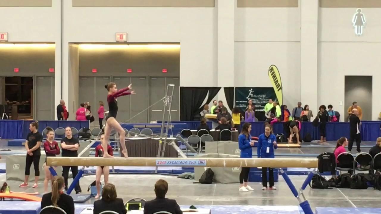 excalibur gymnastics meet 2017