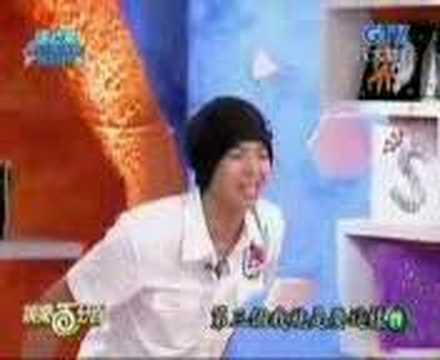 xiao zhu小猪 Talking about ENERGY on Yu le Bai Fen Bai