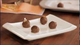 Decadent Chocolate Truffles - Cadbury Kitchen On Everyday Gourmet