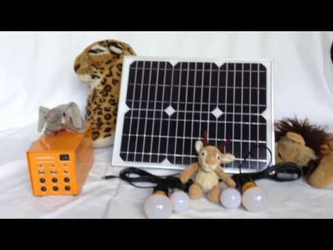Solar Solutions for Africa!
