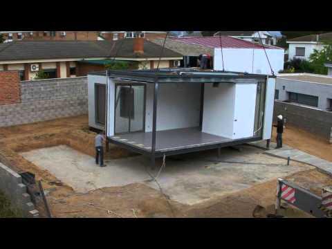 Casas modulares prefabricadas oficinas locales comerc - Locales prefabricados ...