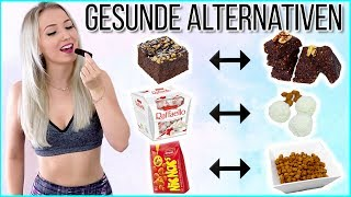 5 DIY GESUNDE SÜßIGKEITEN ALTERNATIVEN (Brownies, Raffaello, NicNacs etc) TheBeauty2go