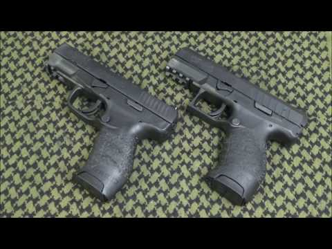 Walther Creed Vs Walther Ppx Youtube