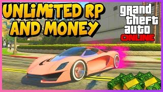 GTA 5 Online: UNLIMITED MONEY & RP METHOD! Solo Fast Easy Money & RP Not Glitch PS3/PS4/Xbox/PC 1.30