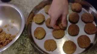 Almond Coconut Jowar Cookies