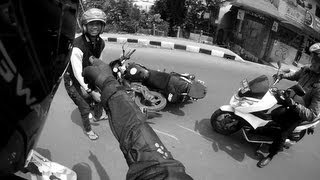 motorcycle crash biker pov