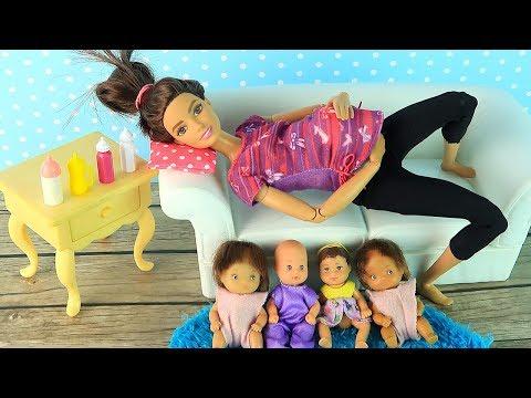 Барби мультфильм беременна
