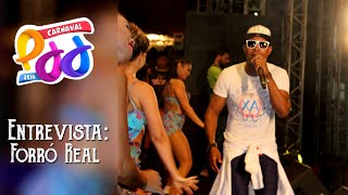 Forró Real no palco do Carnaval PDD 2016