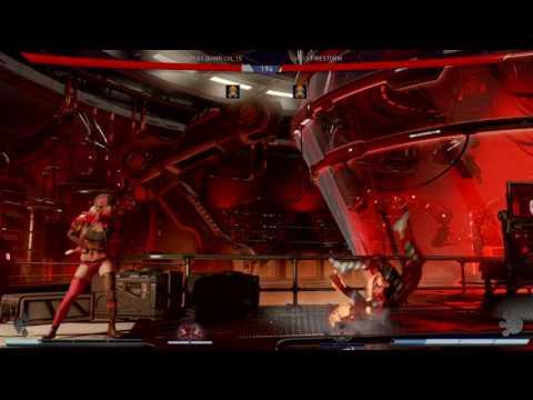 Injustice 2 Harley Quinn Vs. Firestorm