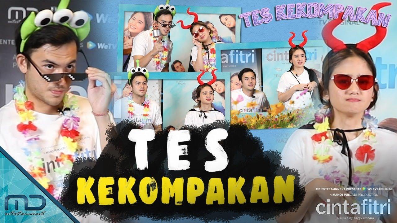 Download Cinta Fitri - Rizky Nazar dan Tissa Biani Peragain Gaya Pemain Lain????