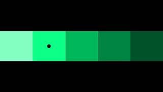 Göz rengini yeşile dönüştürmek