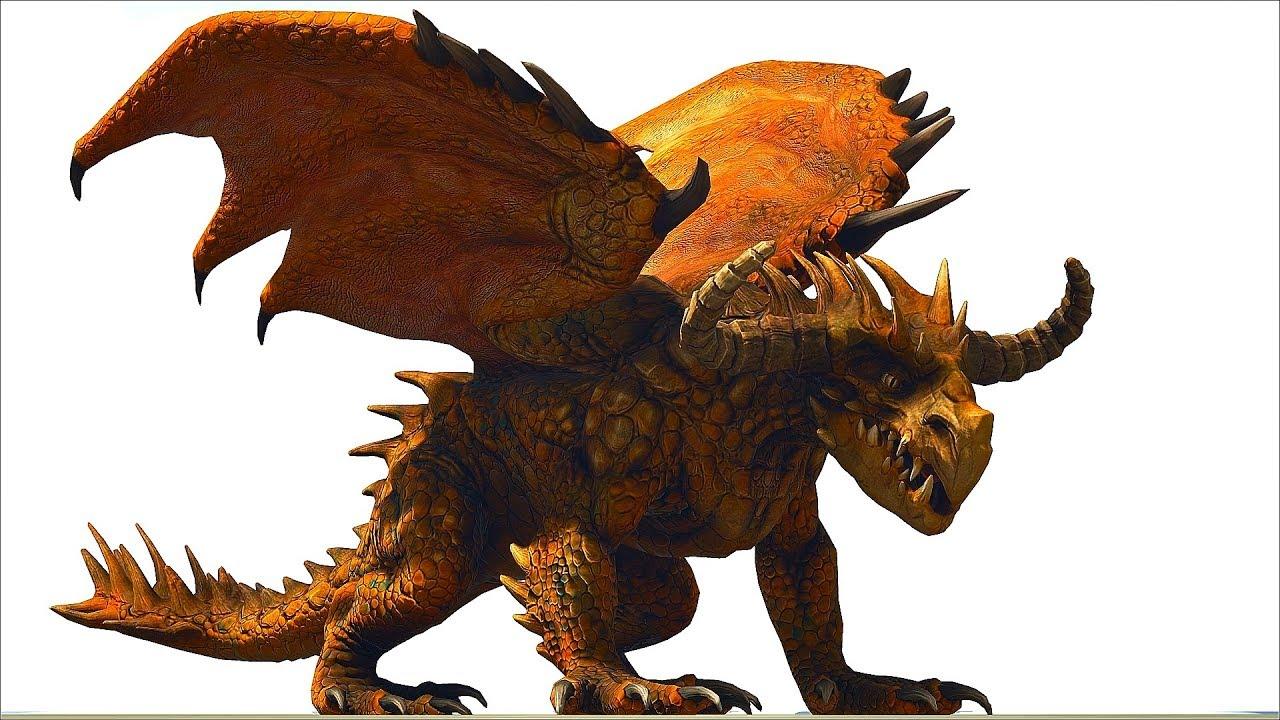 Ark Survival - DAGON FIGHTS ARK DINOS [Ep 248]