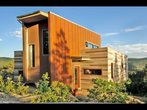 Shipping Container House | Studio H:T | United States | HD