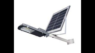 Uliczne lampy solarne 50W JD-650 I JD-650HL