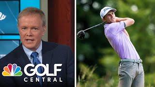 Will Zalatoris needs Wyndham Championship win; C.T. Pan back in action   Golf Central