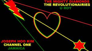 THE MIGHTY DIAMONDS-THE REVOLUTIONAIRIES-U ROY  -  HAVE MERCY EXTENDED MIX.wmv