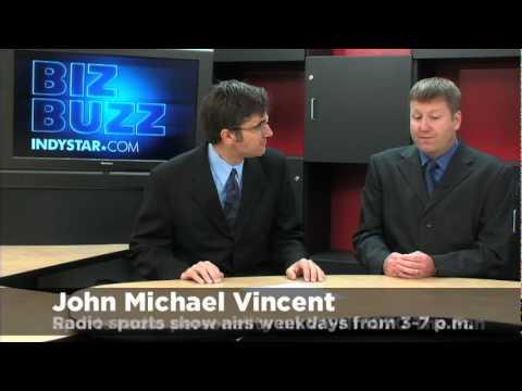 Sports radio host JMV of 1070 The Fan