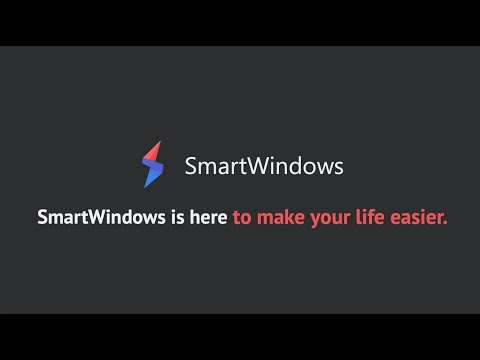 SmartWindows - Best App For Productivity 2020