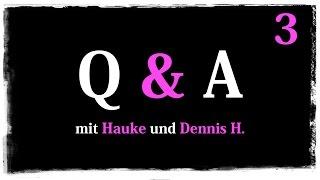 Q&A mit Dennis H. und Hauke | #2 | Part 3 | 09.06.2015