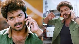 Bairavaa Trailer | Did you like Vijay's Mass dialogues? Comment here