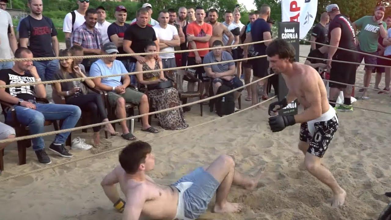ПАРЕНЬ В ШОКЕ вышел против Серфера !!!