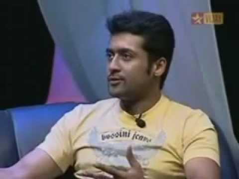 Actor Suriya on Varanam Aayiram Weight Loss