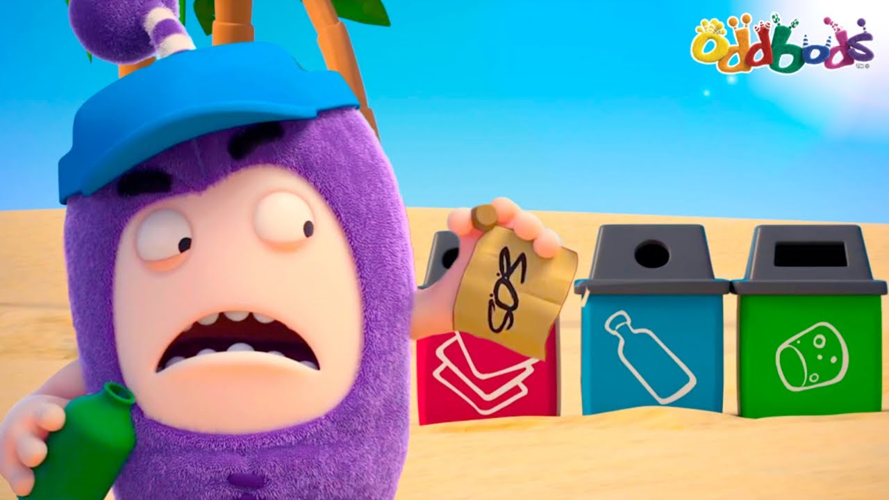 Oddbods | NEW | DO THE RIGHT THING | Funny Cartoons For Kids
